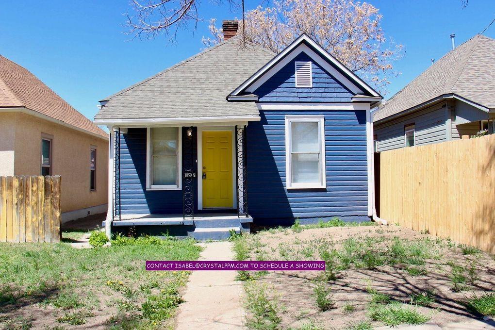 1207 E 5th St Pueblo, CO 81001