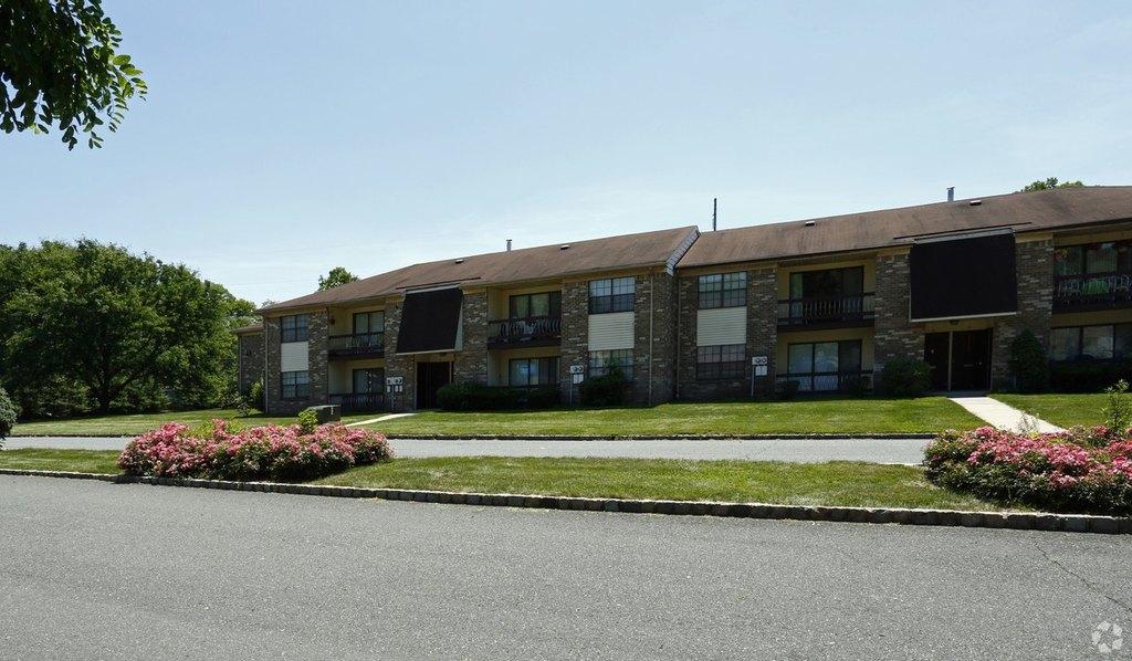 Country Club Apartments Scotch Plains Nj