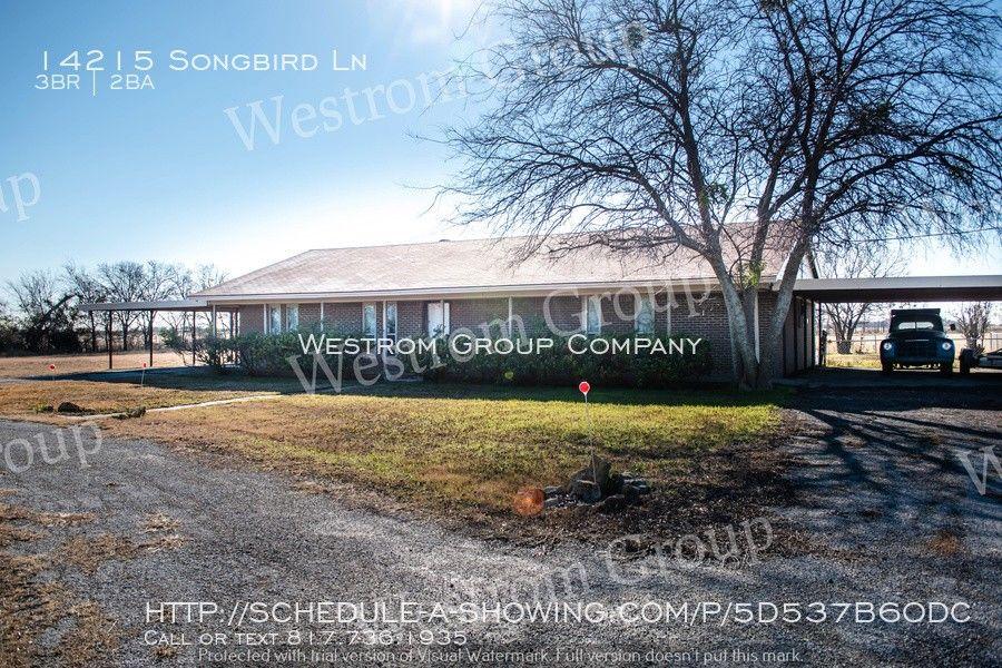 14215 Songbird Ln, Haslet, TX 76052