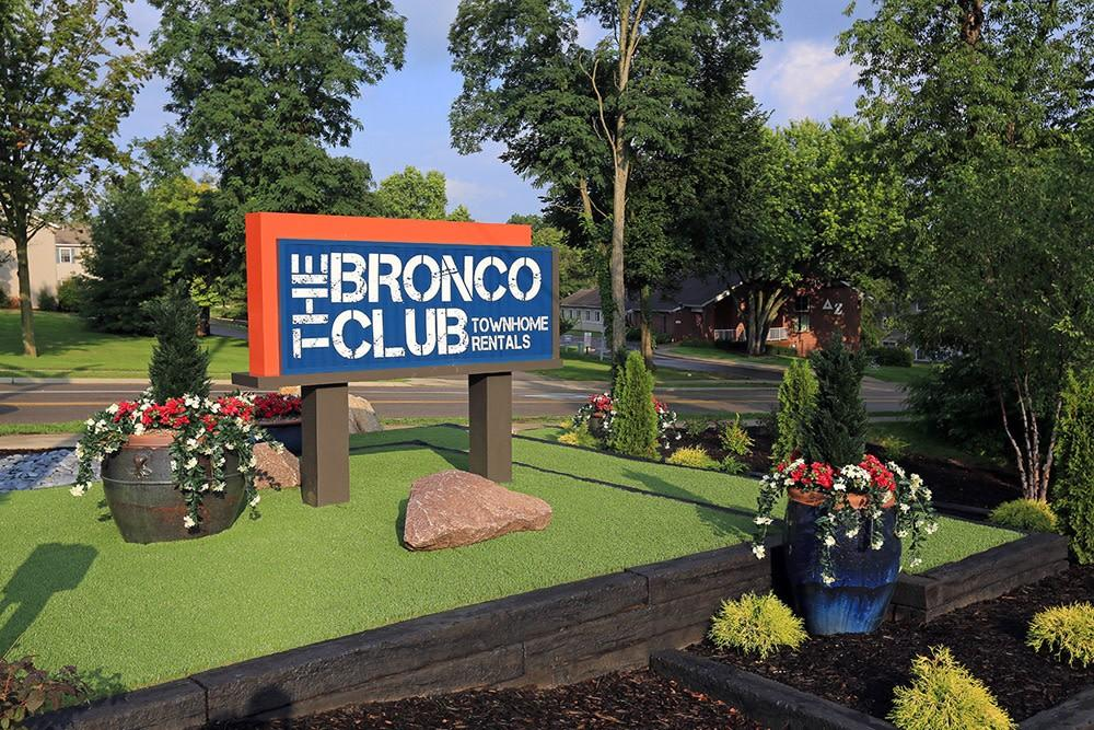 The Bronco Club