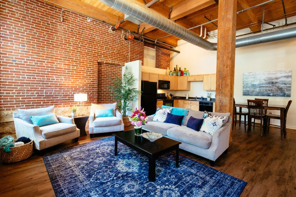 The Lofts at Lafayette Square