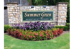 Standard 2 Bedroom Summer Green Apartments3150 Boardwalk Ln Greenville Nc 27834