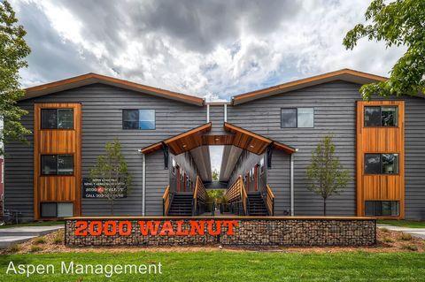 Photo of 2000 Walnut St, Boulder, CO 80302