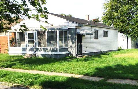 404 Frazier St, River Rouge, MI 48218