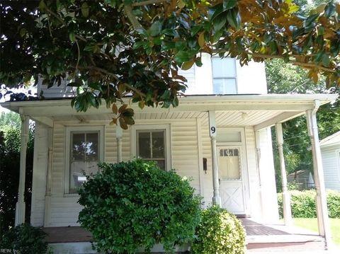 9 S Juniper St, Hampton, VA 23669