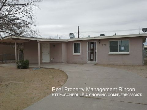202 E Inez St, Tucson, AZ 85756