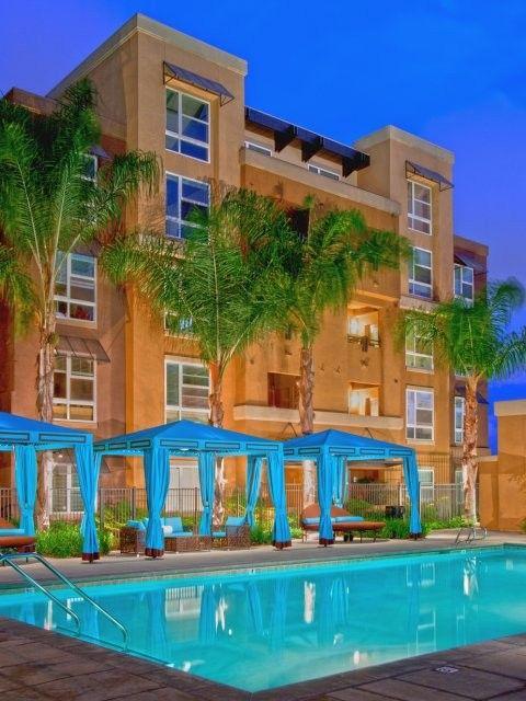 The Alton Apartments Irvine Ca
