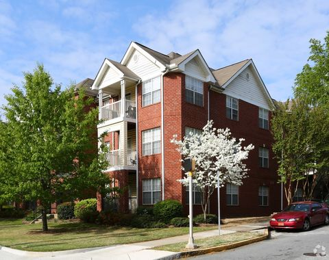 Photo Of 526 Nw Centennial Olympic Park Dr Atlanta Ga 30313 Apartment For Rent
