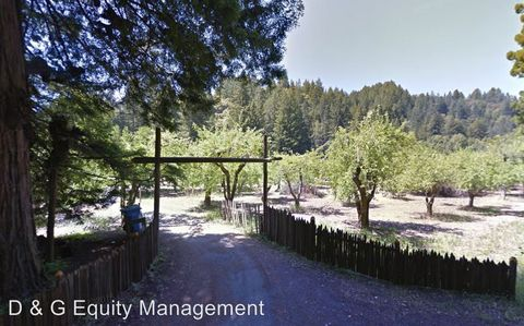 16890 Sweetwater Springs Rd, Guerneville, CA 95446