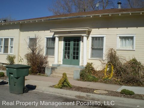 734 E Halliday St, Pocatello, ID 83201
