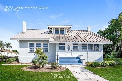 Photo of 300 Lake Ariana Blvd, Auburndale, FL 33823