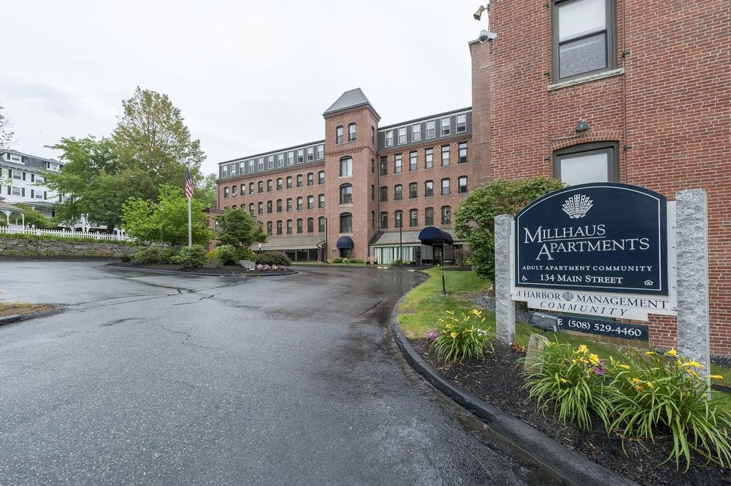 Millhaus Apartments (62+ and Disabled)