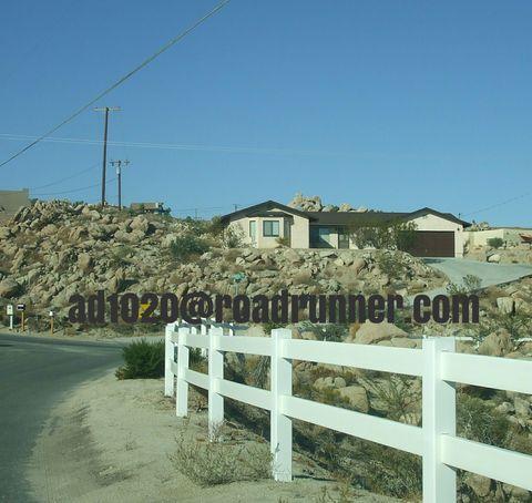 57646 Bandera Rd, Yucca Valley, CA 92284