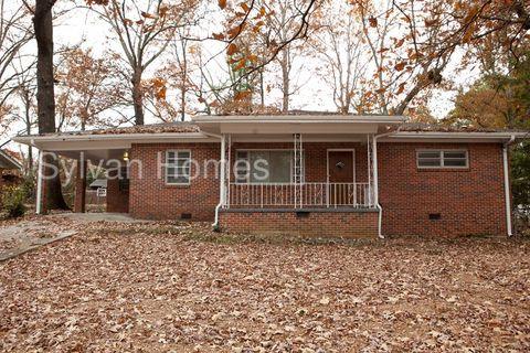 4707 City View Dr Forest Park GA 30297
