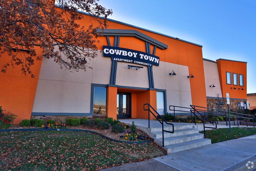 Cowboy Town Apartments