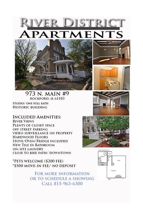 973 N Main St Apt 9, Rockford, IL 61103 - realtor com®