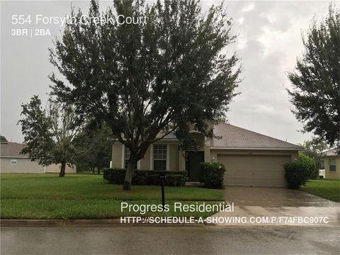 554 Forsyth Creek Ct, Apopka, FL 32712
