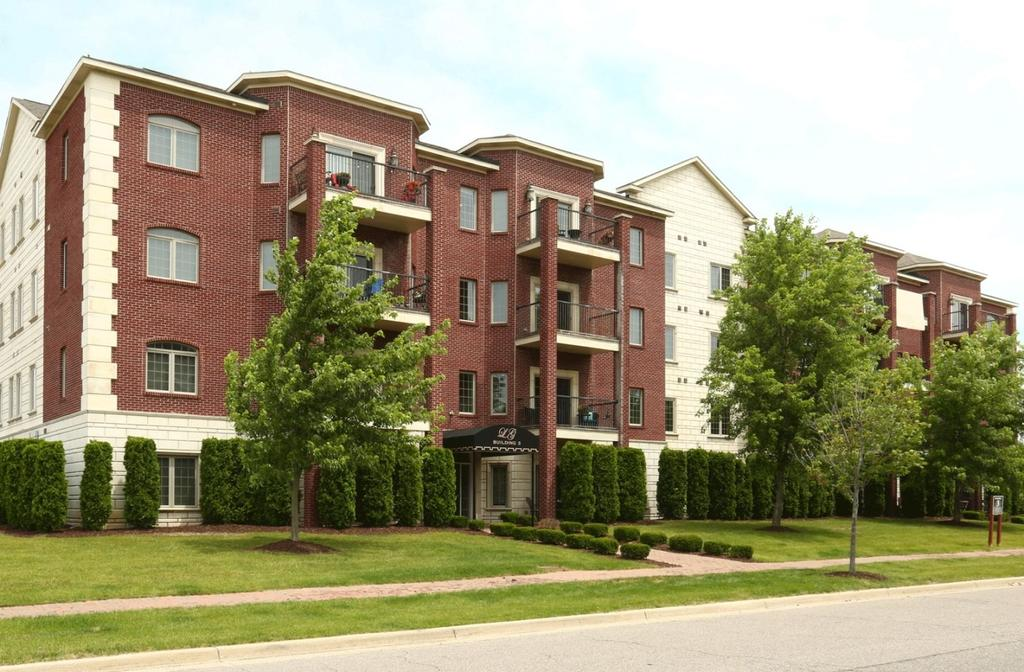 Lions Gate Apartments