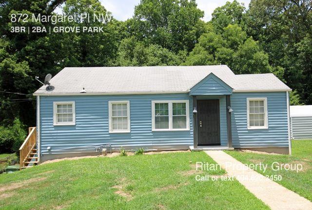 872 Margaret Pl Nw Atlanta GA 30318