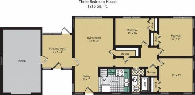 St Johns Landing Apartments