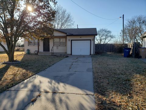 Photo of 419 Circle Dr, Burrton, KS 67020