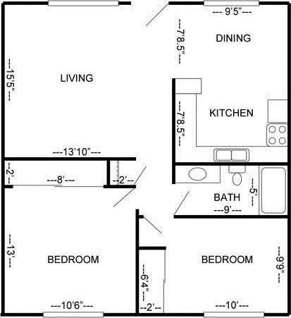 Sq Ft Apartment Plans Square Foot House Plans Home Plan