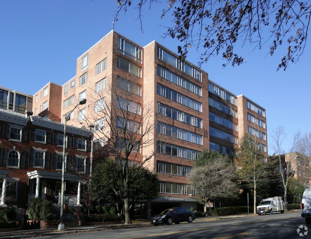 Connecticut Park Apartments 2828 Ave Nw Washington Dc 20008