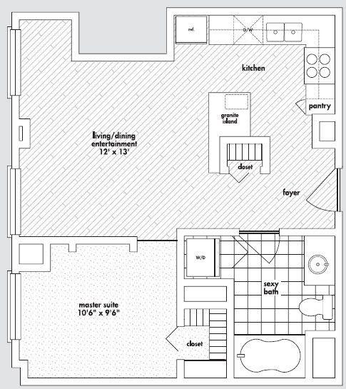 Mda City Apartments: 63 E Lake St, Chicago, IL 60601