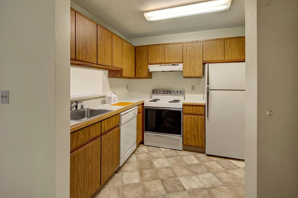 Susitna Ridge Apartment Homes