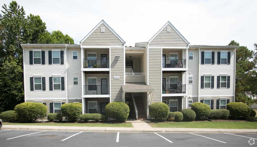 Rolling Meadows Apartments - Tax Credit