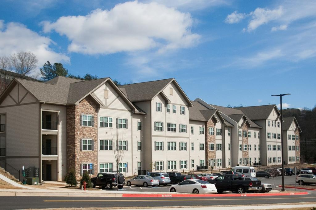 Bellamy at Dahlonega Student Housing