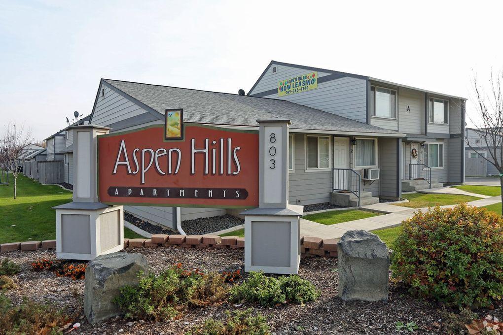 Aspen Hills Apartments 803 S Olympia St Kennewick Wa 99336