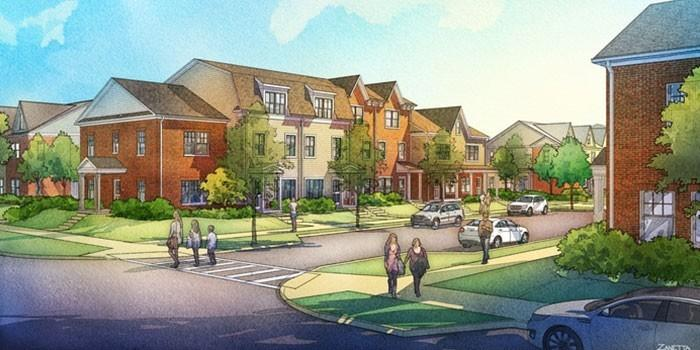 The Townhomes at Factory Square
