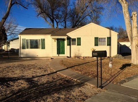 Photo of 2535 W 31st St, Pueblo, CO 81008