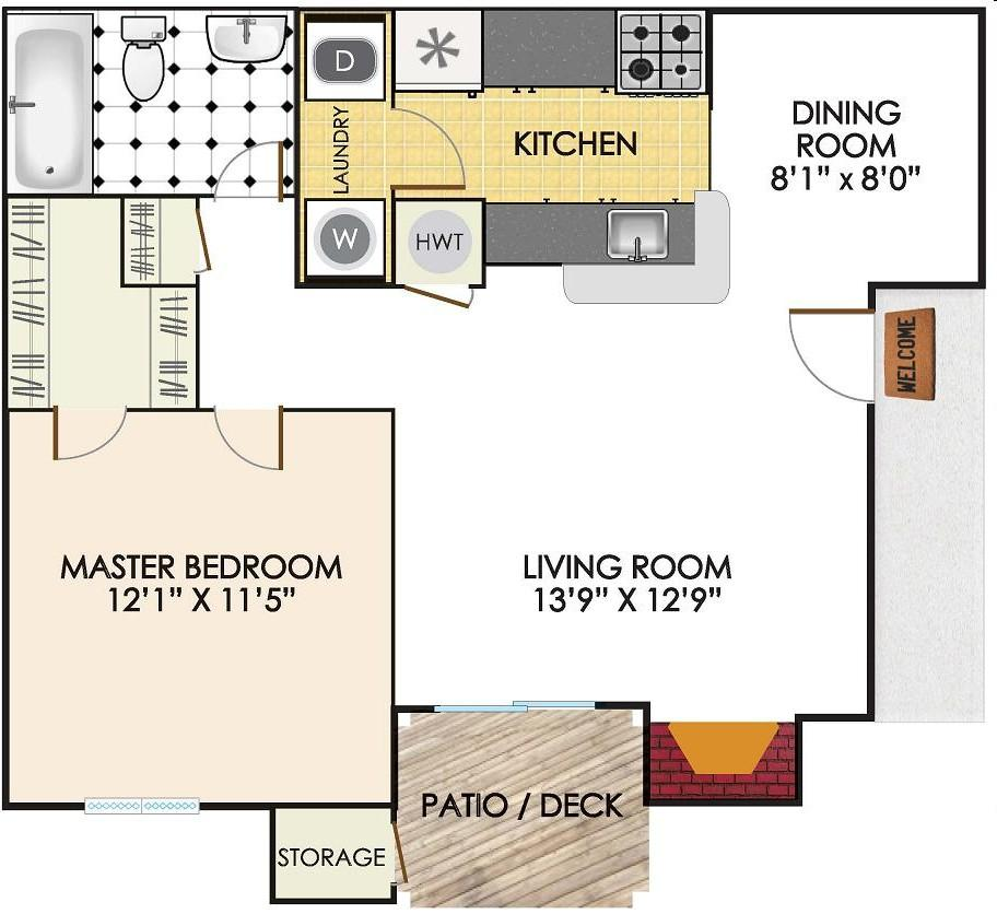 Blakemore Situated At 200 Erin Ln Nashville Tn Apartment For Rent