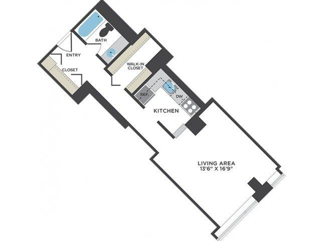 Cityfront Place Apartments