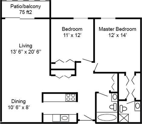 Lexington Heights 2300 2370 Lexington Ave S Apartment