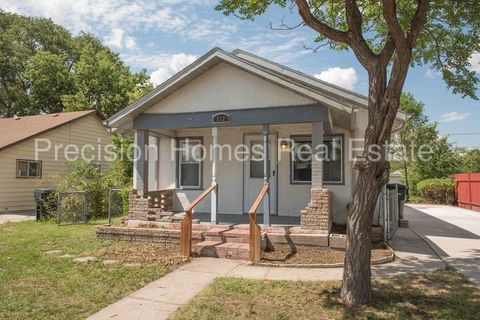 512 Cleveland St, Sterling, CO 80751