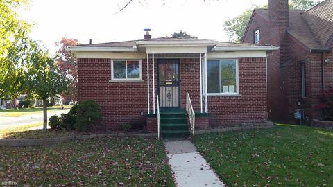 12901 Visger St, Detroit, MI 48217