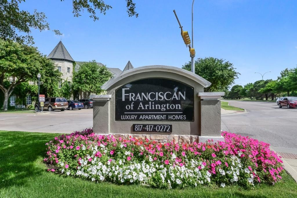 Franciscan of Arlington