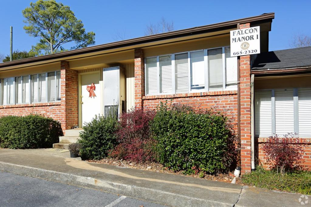 Falcon Manor Apartments
