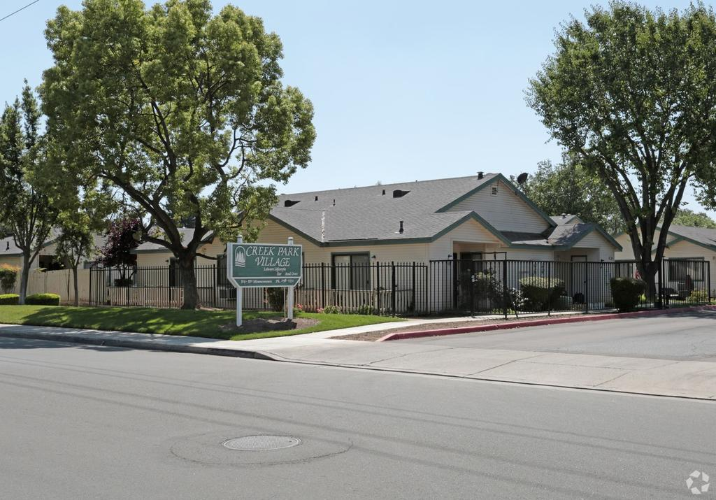 Creek Park Village 55+ Senior Community