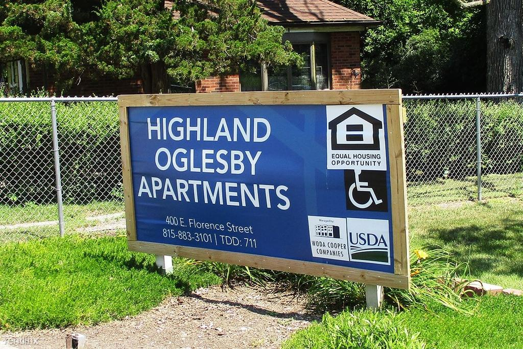 Highlands Oglesby Apts