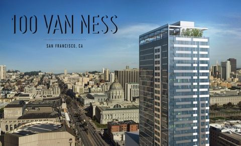 Photo Of 100 Van Ness Ave San Francisco Ca 94102 Apartment For Rent