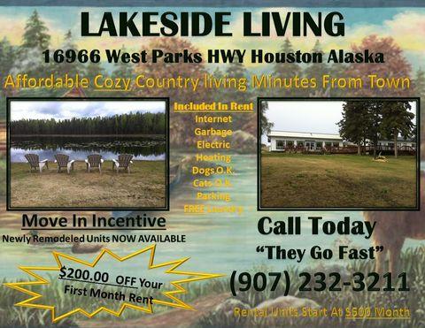 16966 West Park, Houston, AK 99694