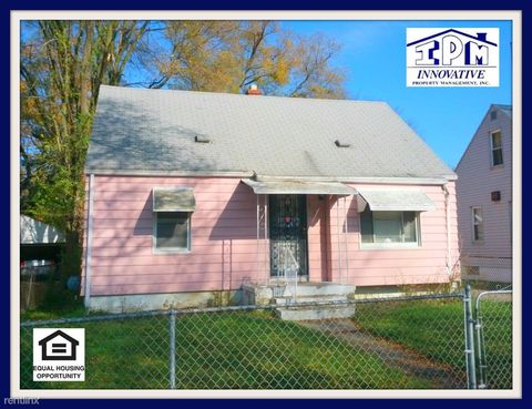 406 W Pulaski Ave, Flint, MI 48505