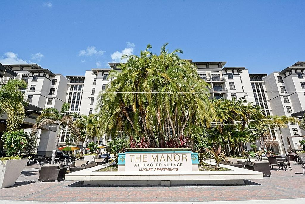 The Manor at Flagler Village Luxury