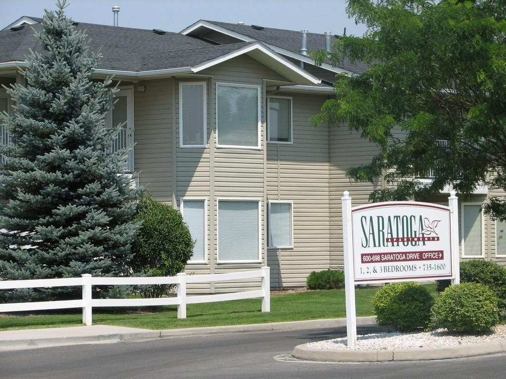 Saratoga Apartments