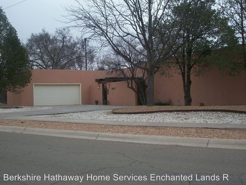 603 Cielito Dr, Roswell, NM 88201