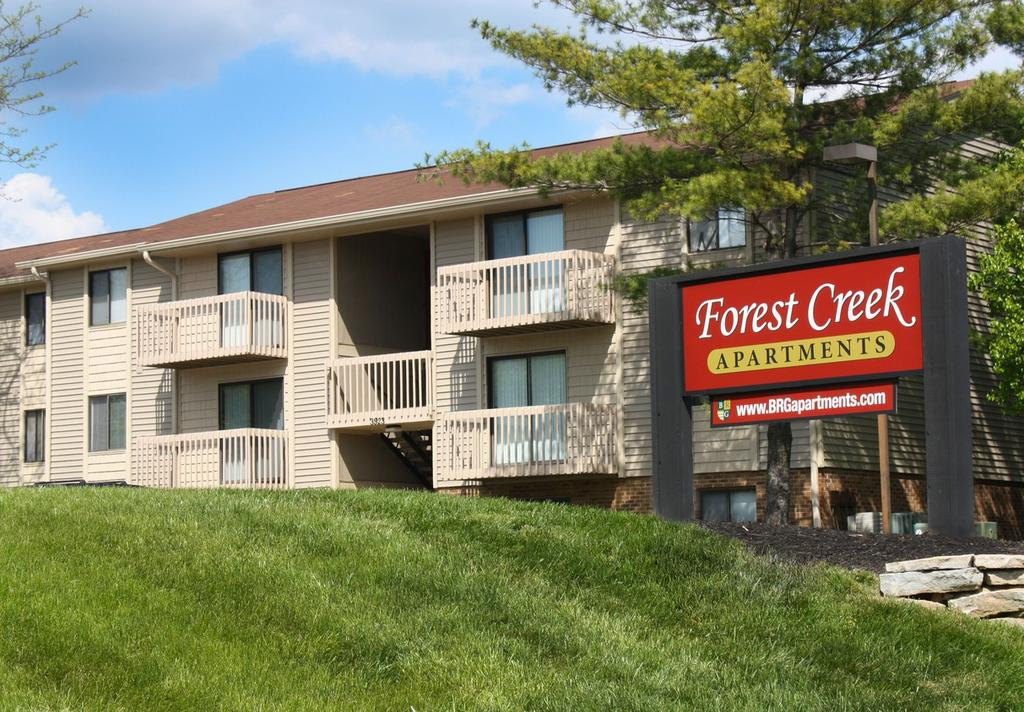 Forest Creek Apartments Middletown Ohio